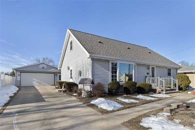 Appleton Single Family Home Active-Offer No Bump: 333 S Matthias