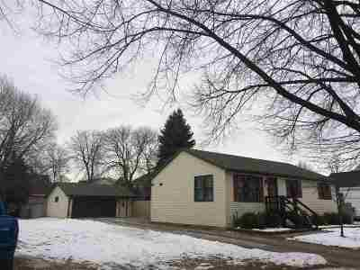 Green Bay Single Family Home Active-No Offer: 635 S Jefferson