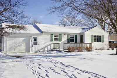 Appleton Single Family Home Active-No Offer: 2540 Barbara