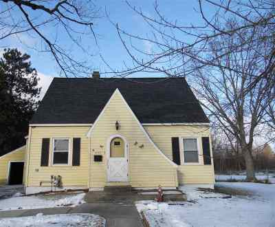 Marinette Single Family Home Active-Offer No Bump: 3030 Carney