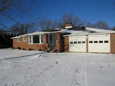 Single Family Home Active-No Offer: 171 Briar