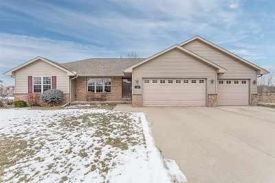 Single Family Home Active-No Offer: 1728 Ontario