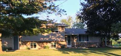 Shiocton Single Family Home Active-Offer W/Bump-Show: N9186 Sunset