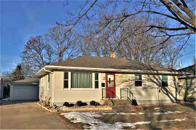 Oshkosh Single Family Home Active-No Offer: 223 N Meadow