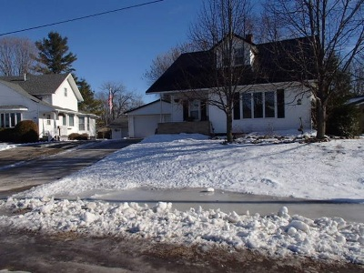 Cecil Single Family Home Active-No Offer: 116 N Warrington