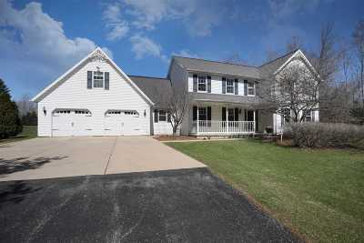 Oconto County Single Family Home Active-Offer No Bump: 311 Dekard