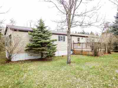 Crivitz Single Family Home Active-No Offer: W10860 Lori