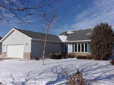 Oshkosh Single Family Home Active-No Offer: 1150 Freedom