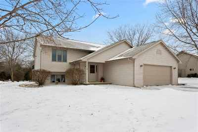 Neenah Single Family Home Active-Offer No Bump: 113 Kuettel