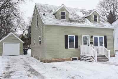 Neenah Single Family Home Active-Offer No Bump: 650 Reed