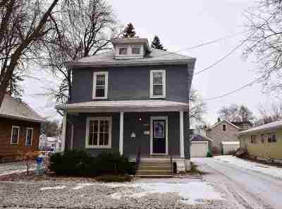 Oshkosh Single Family Home Active-No Offer: 618 E New York