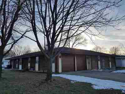 Neenah Multi Family Home Active-Offer No Bump: 202 Curtis