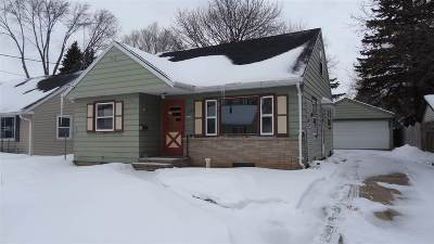 Appleton Single Family Home Active-Offer No Bump: 1310 W Commercial