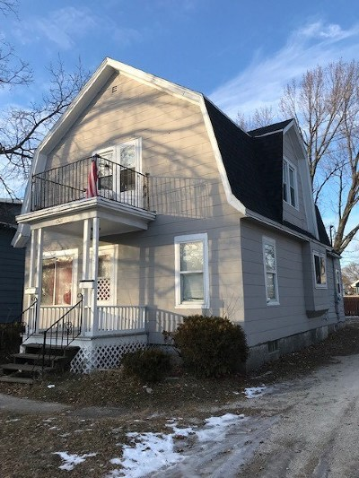 Green Bay Multi Family Home Active-No Offer: 1521 Morrow