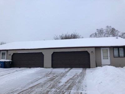 Green Bay Multi Family Home Active-No Offer: 2228 Crary