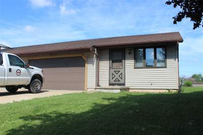 Green Bay Multi Family Home Active-No Offer: 2240 Crary
