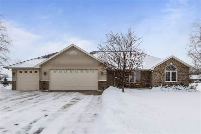Oshkosh Single Family Home Active-Offer No Bump: 3459 Nelson