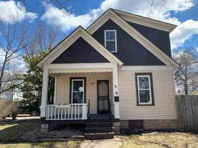 Appleton Single Family Home Active-No Offer: 318 N Rankin
