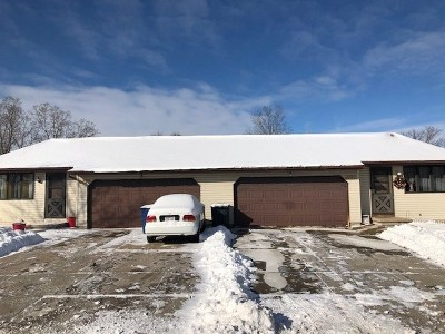 Green Bay Multi Family Home Active-No Offer: 2212 Crary