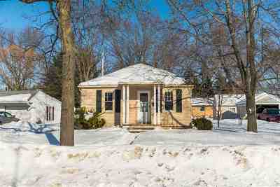 Appleton Single Family Home Active-No Offer: 1920 S Adams