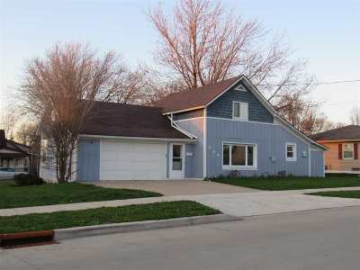 Little Chute WI Single Family Home Active-No Offer: $59,900