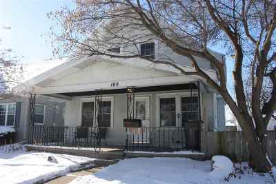 Kimberly Single Family Home Active-Offer No Bump: 108 S Sidney