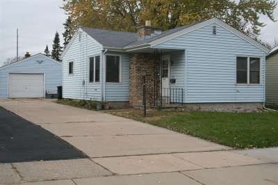 Oshkosh Single Family Home Active-Offer No Bump-Show: 329 Guenther