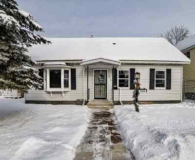 Marinette Single Family Home Active-Offer No Bump: 924 Miller