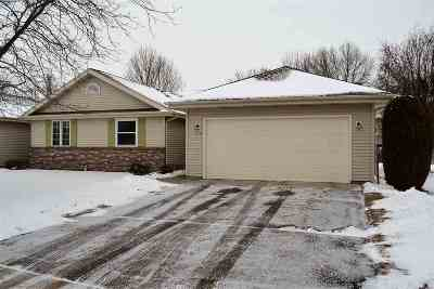 Oshkosh Condo/Townhouse Active-Offer No Bump: 2570 Village