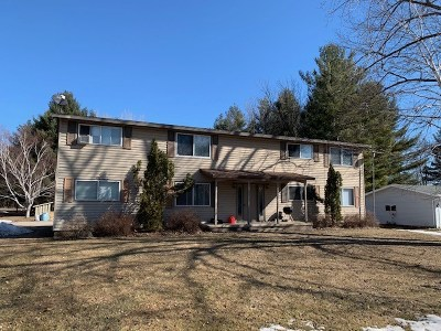 Shawano County Multi Family Home Active-No Offer: W194 Julius