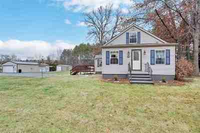 Oconto Single Family Home Active-Offer No Bump: 834 Brazeau