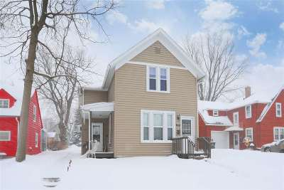 Kaukauna Multi Family Home Active-No Offer: 305 Klein