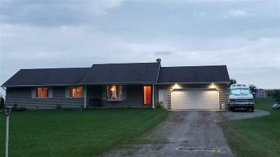 Black Creek Single Family Home Active-Offer No Bump: N4834 Mayflower