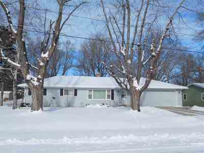 Oshkosh Single Family Home Active-Offer No Bump-Show: 42 Welle
