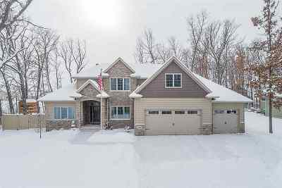 Green Bay Single Family Home Active-Offer No Bump: 3632 Arcadia Bluff