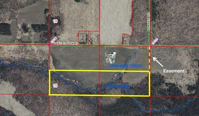 Shawano County Residential Lots & Land Active-No Offer: Dent Creek
