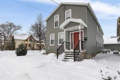 Green Bay Condo/Townhouse Active-No Offer: 138 S Webster #2