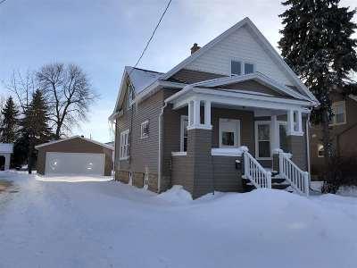 Oshkosh Single Family Home Active-Offer No Bump-Show: 823 W 4th