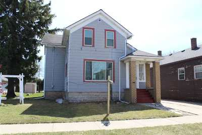 Oshkosh Single Family Home Active-No Offer: 751 W 5th