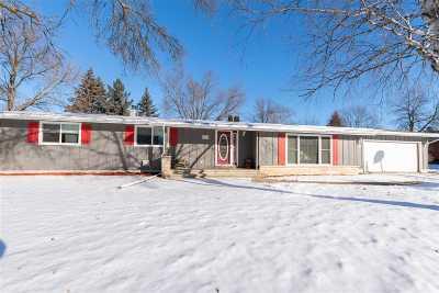 Oshkosh Single Family Home Active-No Offer: 1370 Maricopa