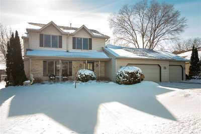 Oshkosh Single Family Home Active-Offer No Bump-Show: 3487 Charlie Anna