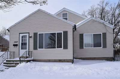 Appleton Single Family Home Active-No Offer: 1407 N Meade