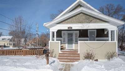 Neenah Single Family Home Active-Offer No Bump: 504 Hewitt