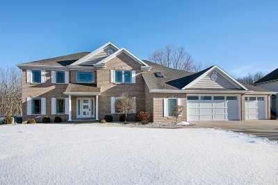 Appleton Single Family Home Active-Offer No Bump: 4472 W Amberwood