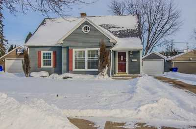 Appleton Single Family Home Active-Offer No Bump: 1910 N Lawe