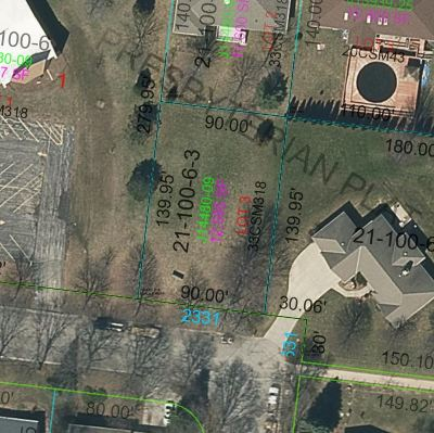 Green Bay Residential Lots & Land Active-No Offer: 2331 Calvin