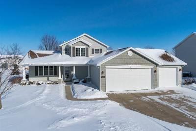 Appleton Single Family Home Active-Offer No Bump: 2188 W Sophia