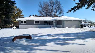 Neenah Single Family Home Active-Offer W/Bump-Show: 1945 Cold Spring