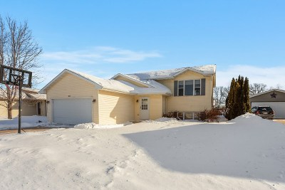 Oshkosh Single Family Home Active-No Offer: 1410 Pheasant Creek