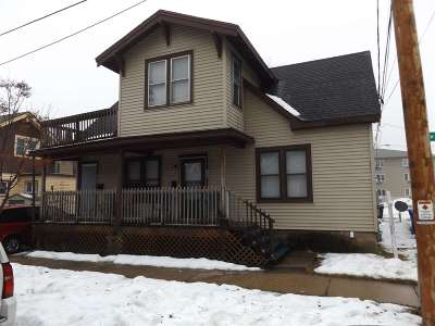 Appleton Multi Family Home Active-Offer No Bump: 209 W Pacific